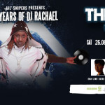 The Rapture and Women DJ's in UG !